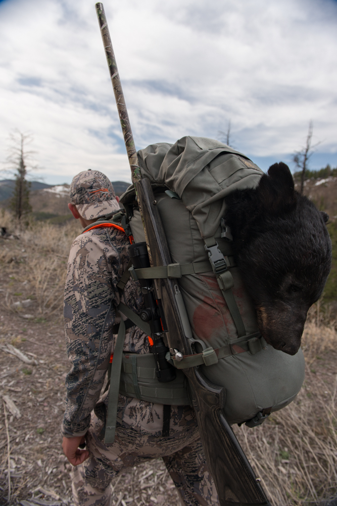 bear, hunting, mystery ranch, backpacks, spring, montana wild