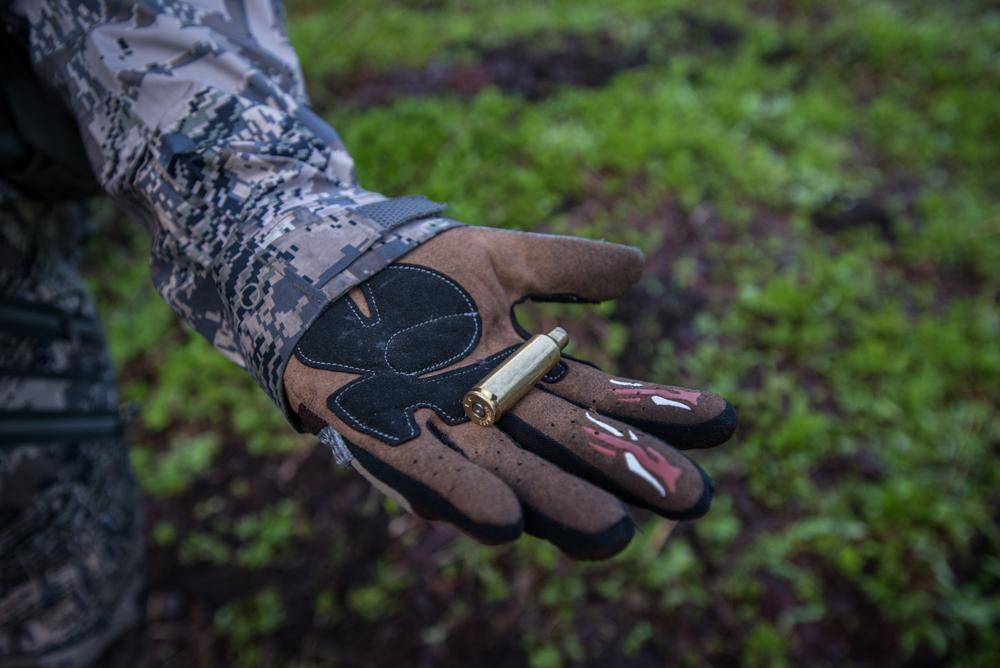 300 WSM, Shooter Glove, Sitka, Snowy Mountain Rile, Montana Wild