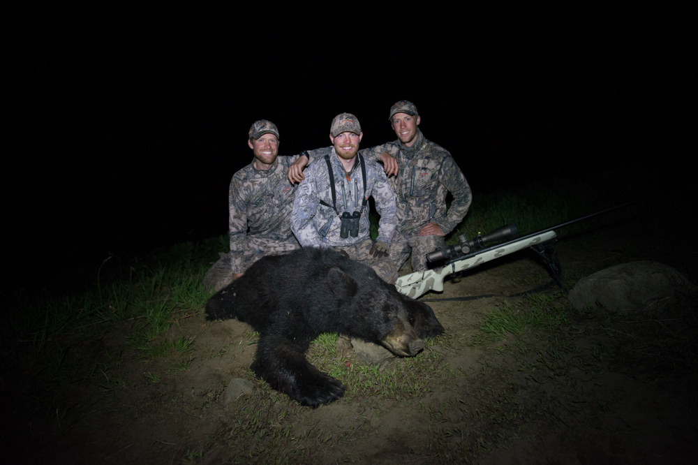 black, bear, hunting, idaho, wilderness, backcountry, montana wild, boughton, vonruden
