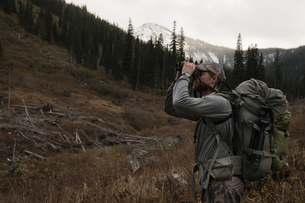 elk hunting montana wild backpacking c&ing backcountry & The Backpack Hunt - Montana Wild