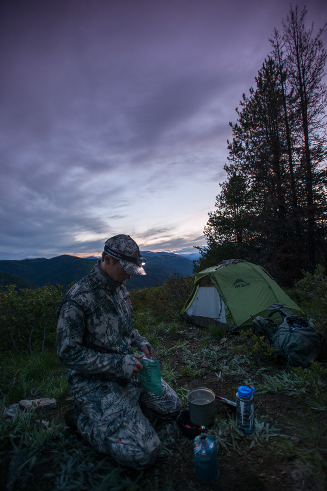 hunting, montana, wild, black bears, sitka gear, backcountry, rifle