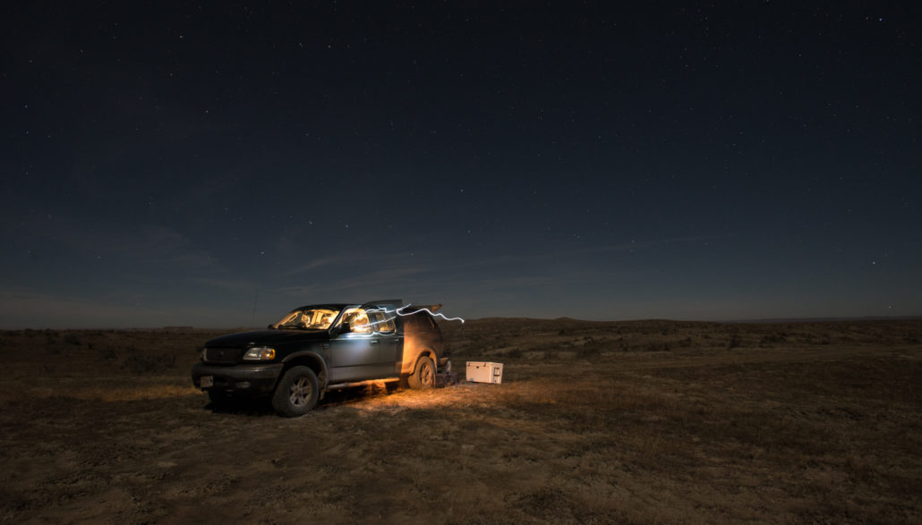 yeti, coolers, night, photography, ford, f-150, montana, wild, hunting