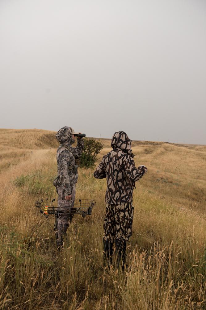 antelope, archery, montana, hunting, wild, rain, sitka, asat
