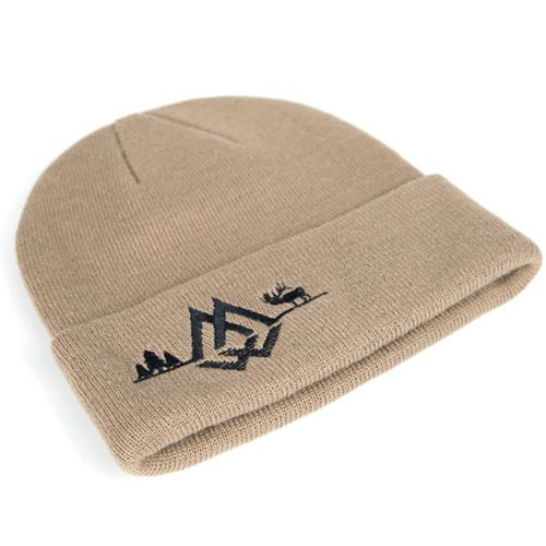 elk, ridge, beanie, khaki, hunting, hat, warm, sitka, kuiu, montana, wild
