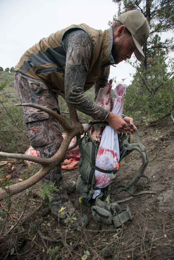 mystery ranch, elk, backpack, hunting, montana, wild, sitka gear