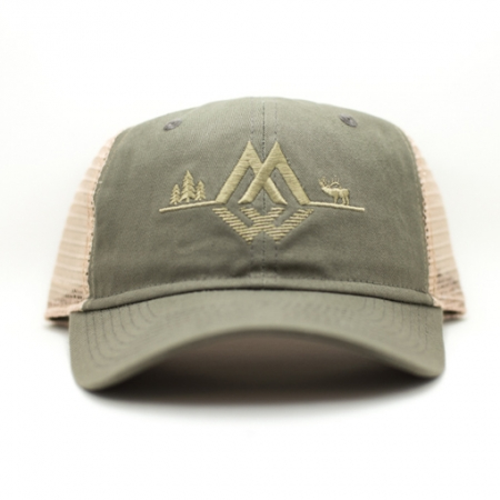 BACKCOUNTRY TRUCKER