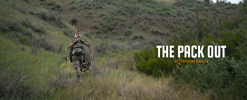 elk, hunting, pack, out, quartering, backpack, archery, montana, wild, video, mystery ranch
