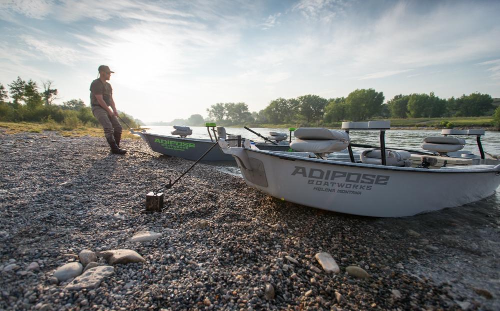 driftboat, adipose, bighorn, angler, river, fly fishing, montana, wild, video, smith optics