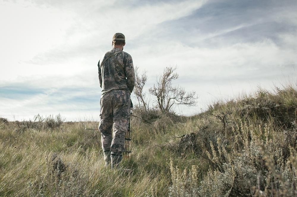 stalking socks, montana wild, key to successful stalk, montana wild, sitka gear