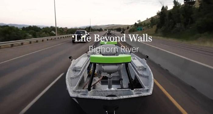 life, beyond, walls, montana, wild, adipose, boatworks