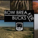 bow, breaker, bucks, mule, deer, bowhunting, archery