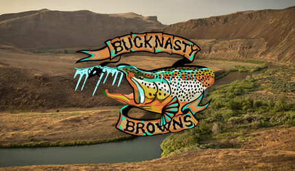 brown, trout, bucknasty, film, owyhee