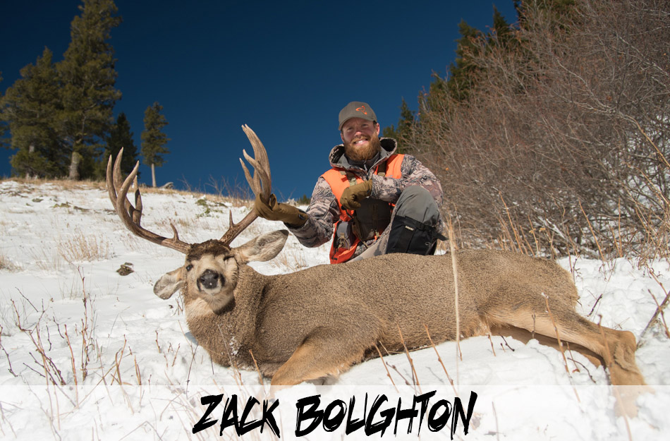 Zack Boughton