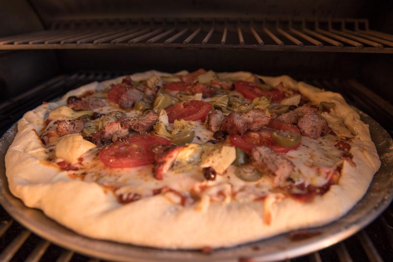 wild, west, pizza, mtn, lion, pizza, edible