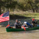 smith river, fishing, flag, montana, america