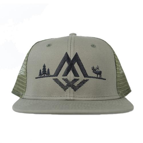 montana, wild, lifestyle, trucker, hat, fatigue