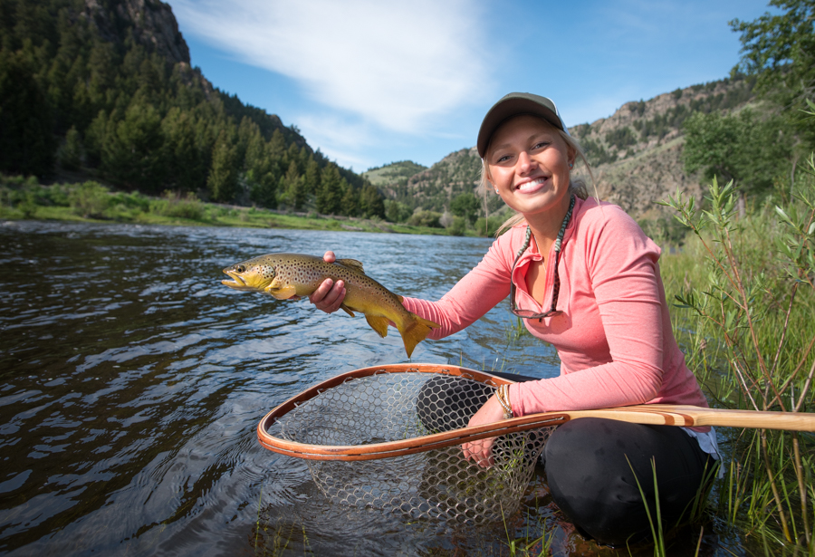 salmonfly, hatch, montana, bighole, river, maddie, sieler