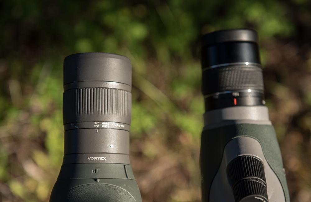 vortex, razor, hd, 22-48x65, new, look, spotting, scope, review, field, of, view