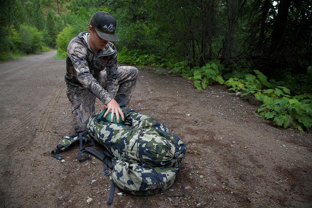 scouting, summer, deer, montana