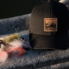 brown, trout, bugged, out, montana, wild, fishing, fly, bull, design, hunting, bucknasty