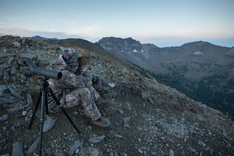 mountain goat, hunting, montana, wild, sitka gear, vortex optics, mountain goat hunting