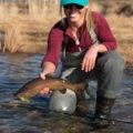 bighorn, river, montana, flyfishing, women who fish, fishing, streamer, simms