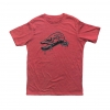trout, tee, t shirt, montana, wild, brown, trout, bucknasty, browns, fly, fishing
