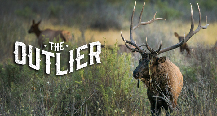 the outlier, film, video, elk hunting, montana, missouri river breaks