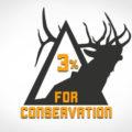 3%, 3 percent, three percent, for conservation, conserve, RMEF, TRCP, BHA, montana wild