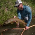 good altitude, hat, promont, pro, hunting, fishing, bozeman, brown trout, salmon flies, montana wild