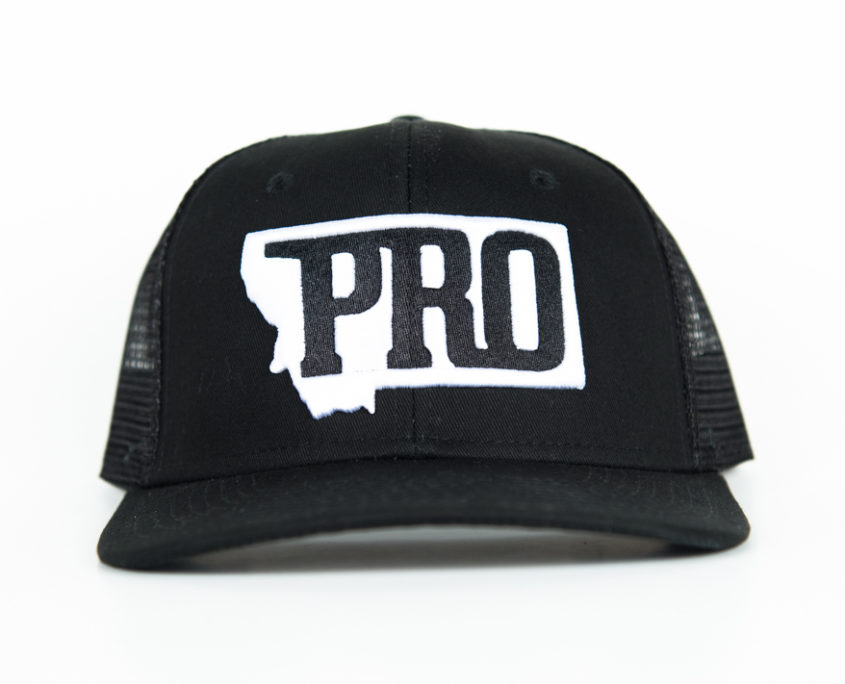 PRO, Pro Montana, hat, montana wild