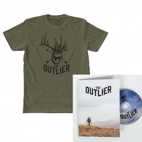 The outlier, film, dvd, for, sale, purchase, hunting, montana, wild, elk, rmef, bull