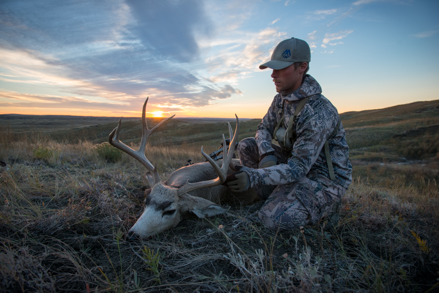 montana, mule deer hunting, mule, deer, hunting, montana wild, hunting film tour, the crags, bowhunting, archery, sitka gear, public land, diy