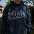 september, calls, hoodie, elk, hunt, hunting, archery, bugle, sweatshirt, shirt, hat, montana, wild