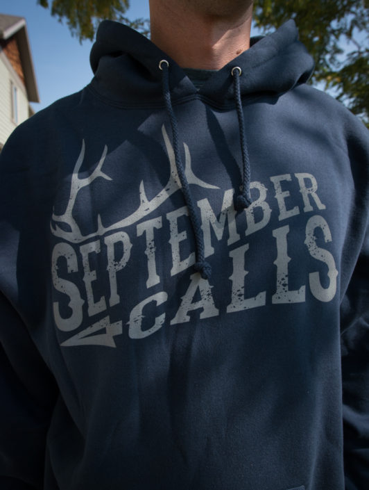 september, calls, hoodie, elk, hunt, hunting, archery, bugle, sweatshirt, shirt, hat, montana, wild