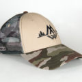 Montana Wild, trucker hat, trucker, hat, camo, hunting, fishing, outdoors, apparel
