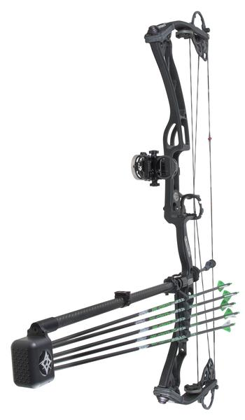 Option Archery, quivalizer, bow stabilizer, hunting, archery