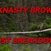 cost breakdown, bucknasty browns, 2, brown trout, new zealand