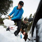 Topo Trout Trucker, Montana Wild, Apparel, Stoke, snowboarding, fly fishing, trout, trucker,