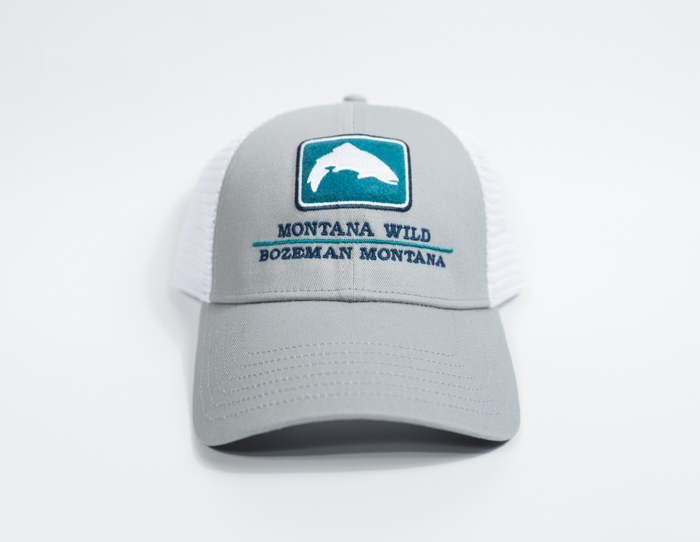 dcc3a843038 Simms x Montana Wild Trout Trucker - Fly Fishing Maniac Hat