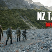 tahr, hunting, new zealand