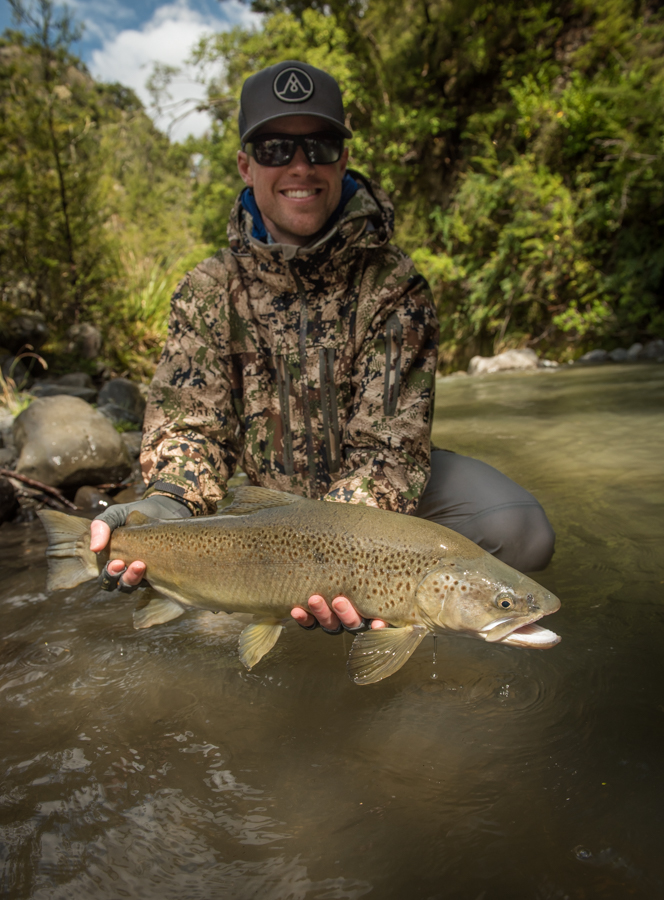new zealand, fly fishing, diy, south island, montana wild, brown trout, dry fly, fishing, Alpen Reels, Smith Optics