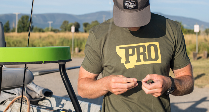 Montana PRO T-shirt, montana, apparel, bozeman
