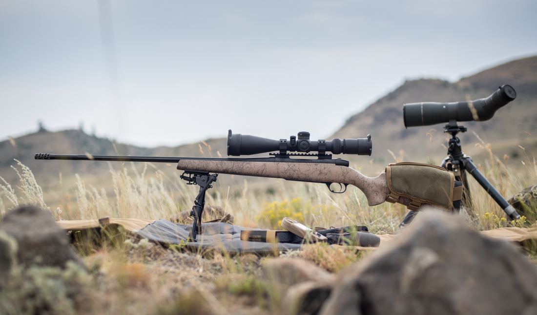 mountain hunting rifle, weatherby mark v, ultra lightweight, razor hd amg, hunting, rifle, gun