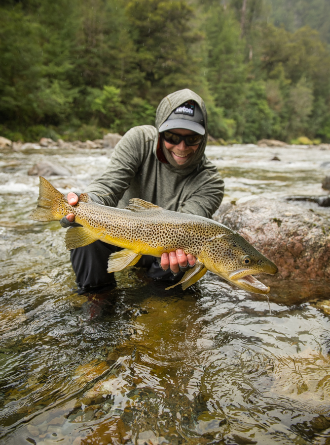 nz, new zealand, fly fishing, diy, backcountry, brown trout, south island, josh rokosch